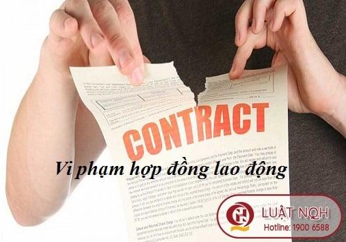 Các trường hợp miễn trách nhiệm đối với hành vi vi phạm hợp đồng trong thương mại