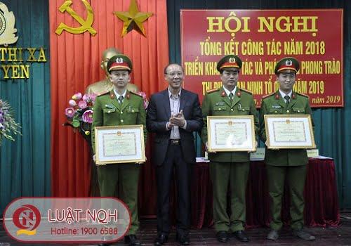 Công an thị xã Quảng Yên