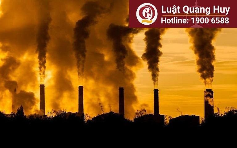Pháp luật bồi thường thiệt hại về môi trường