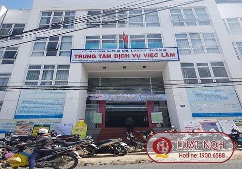 Trung tâm dịch vụ việc làm tỉnh Lâm Đồng