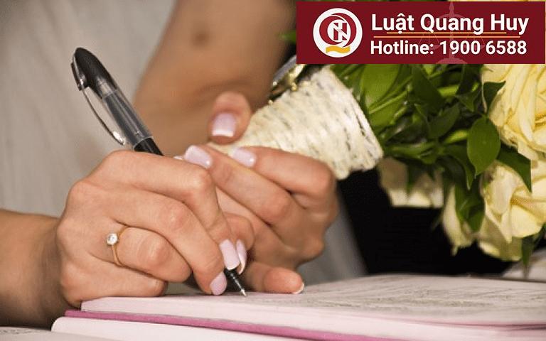 Bản sao trích lục kết hôn để làm gì?