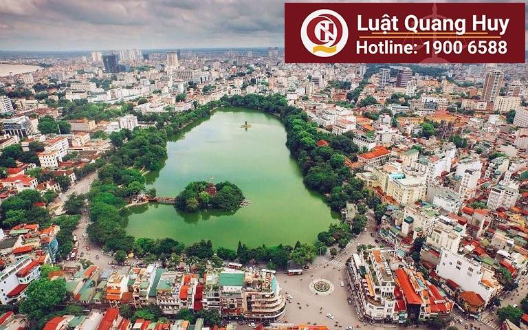 Bảng giá đất Thành phố Hà Nội giai đoạn 2020-2024