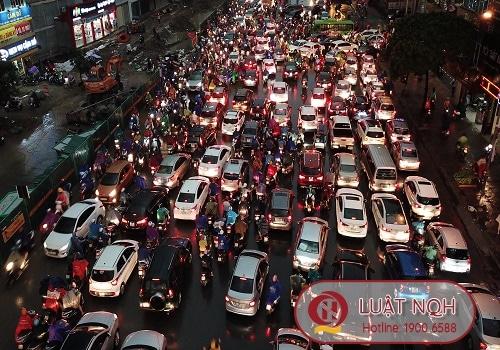 Giải quyết nạn ách tắc giao thông Hà Nội