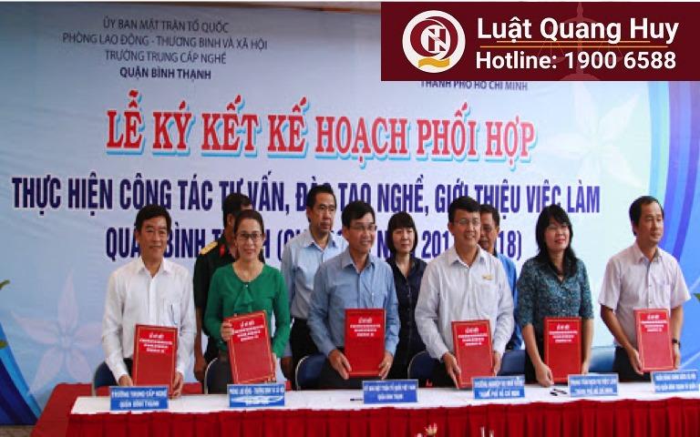 Địa chỉ hưởng bảo hiểm thất nghiệp quận Gò Vấp - Hồ Chí Minh