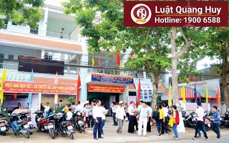 Địa chỉ hưởng bảo hiểm thất nghiệp tỉnh Vĩnh Long