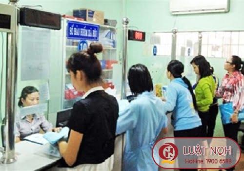 Trung tâm bảo hiểm xã hội huyện Tương Dương