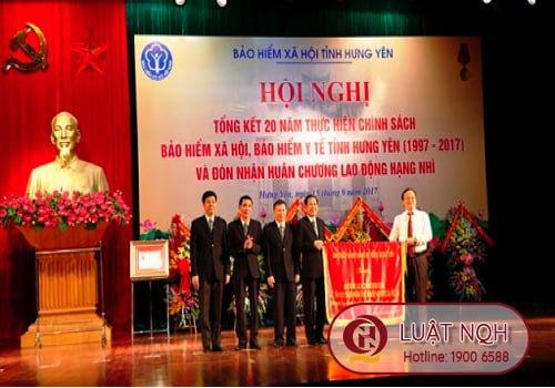 Bảo hiểm xã hội tỉnh Hưng Yên