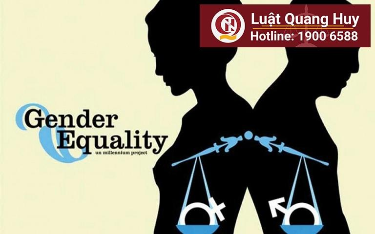 Lồng ghép vấn đề bình đẳng giới trong xây dựng văn bản quy định pháp luật.