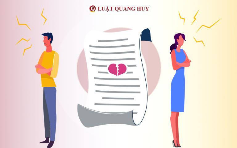 Căn cứ giải quyết thuận tình ly hôn và đơn phương ly hôn là gì?