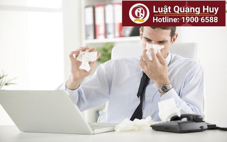 Chế độ dưỡng sức sau ốm đau theo quy định mới nhất