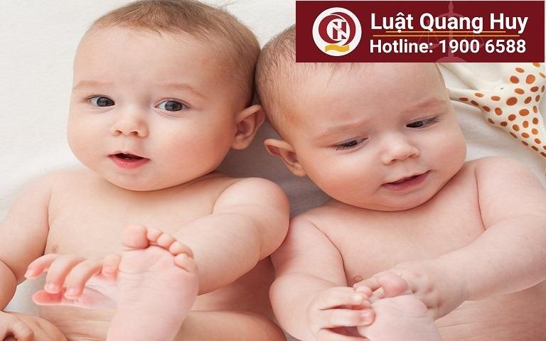 Chế độ thai sản sinh đôi theo quy định pháp luật