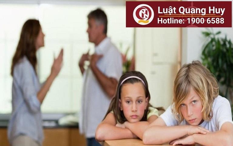 Quyền nuôi con trên 7 tuổi khi ly hôn