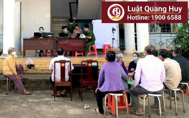 Công an thị xã Phước Long