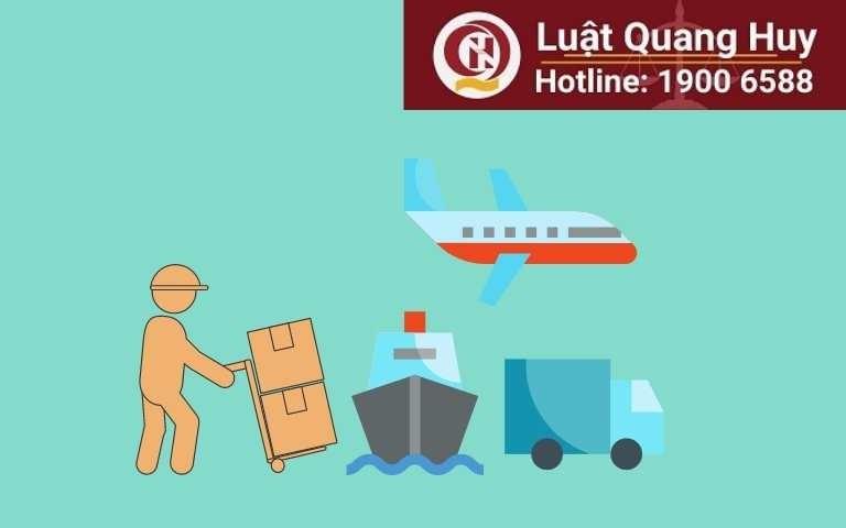 Hướng dẫn mở công ty vận chuyển hàng hóa