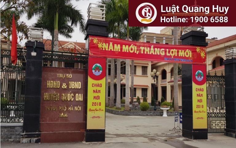 Đăng ký hộ kinh doanh cá thể tại huyện Quốc Oai