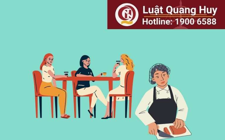 Chia sẻ kinh nghiệm mở quán ăn đúng quy định