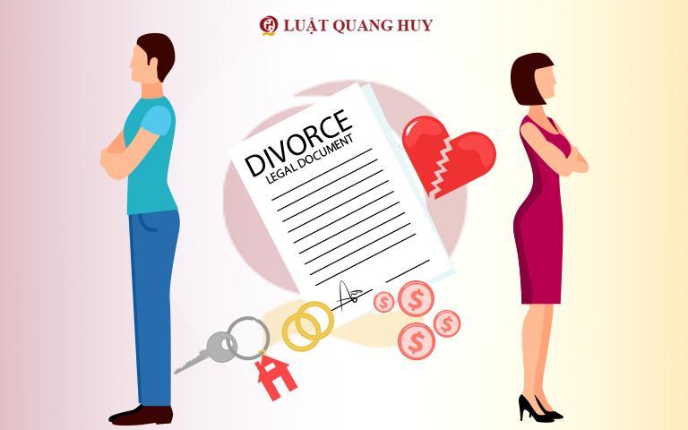 Lệ phí thuận tình ly hôn khi con dưới 1 tuổi