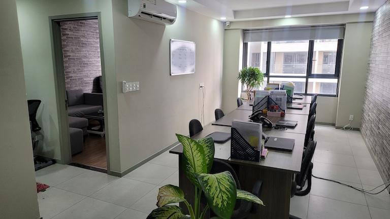 Luật Quang Huy - Chi nhánh miền nam - Tầng 5 Tòa The GoldView - 346 Bến Vân Đồn