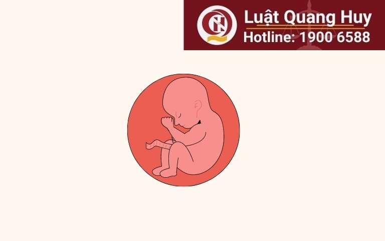 Mang thai đôi mà một thai bị chết lưu thì được hưởng quyền lợi gì?
