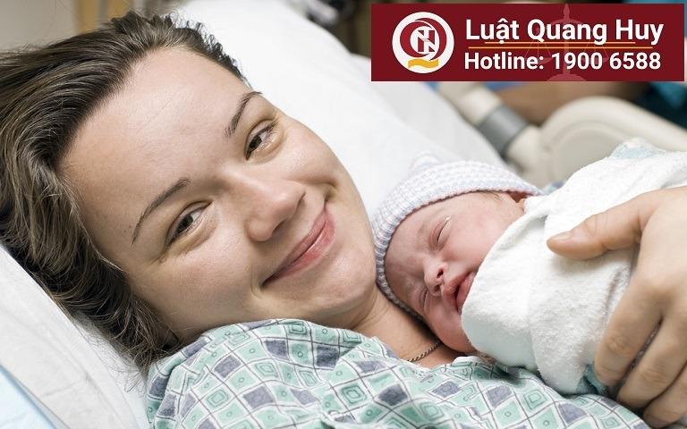 Sau sinh bao lâu thì làm bảo hiểm thai sản
