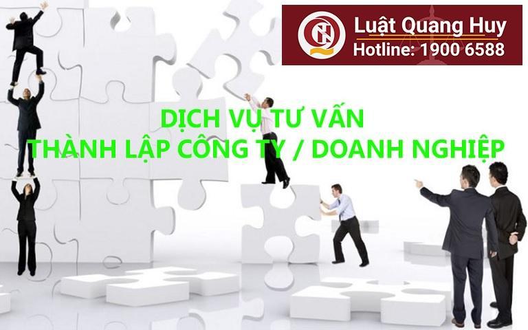 Thành lập doanh nghiệp tại Tuyên Quang