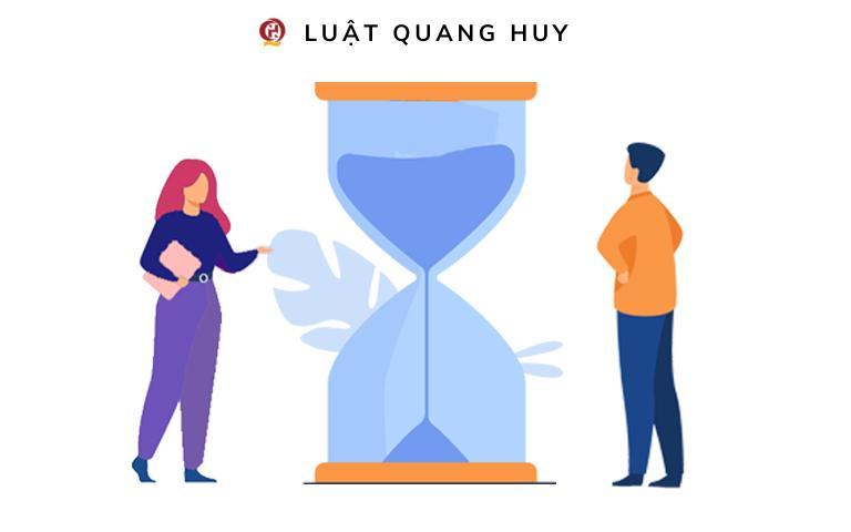 Thời gian giải quyết ly hôn thuận tình là bao lâu?