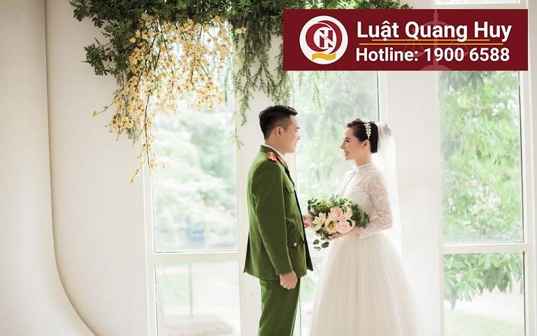 Thủ tục đăng ký kết hôn với công an