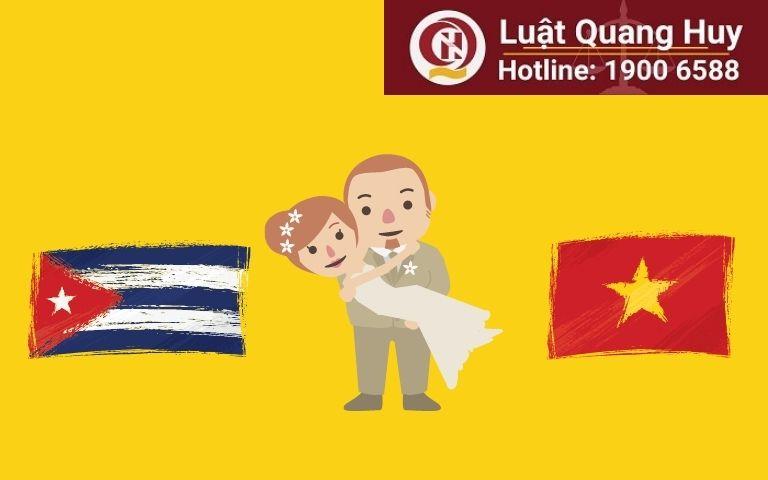 Chi tiết thủ tục kết hôn với người Cuba tại Việt Nam
