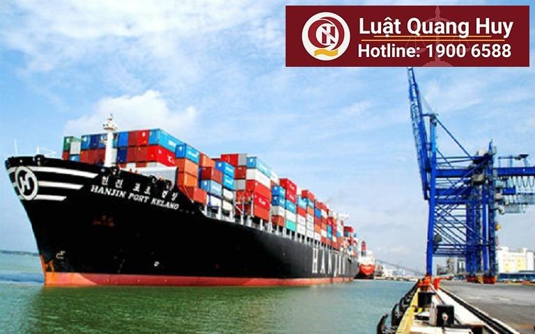 Thương nhân kinh doanh dịch vụ logistics