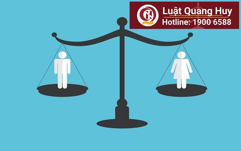 Xử lí vi phạm pháp luật về bình đẳng giới